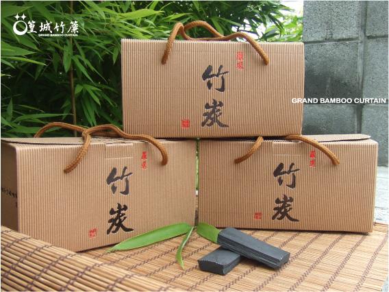【嚴選竹炭大盒裝】台灣製作100%精煉竹炭年節送禮/煮水炊飯/除濕除臭