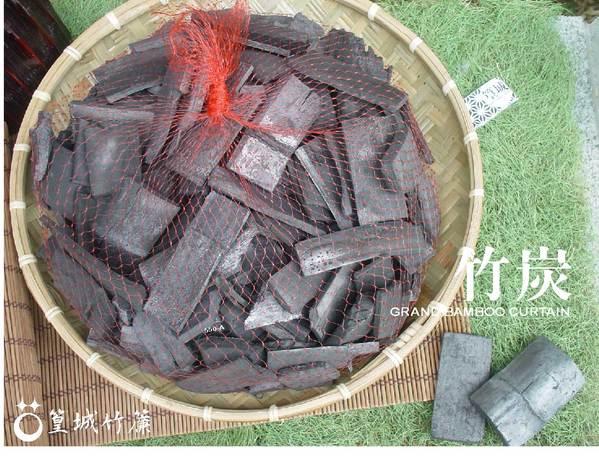 外銷日本竹碳【散竹炭半公斤裝】1200℃研燒技術,清淨空氣/除濕