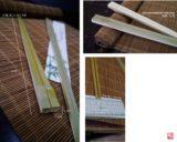 青竹手工竹節24筷05-1