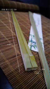 青竹手工竹節24筷06