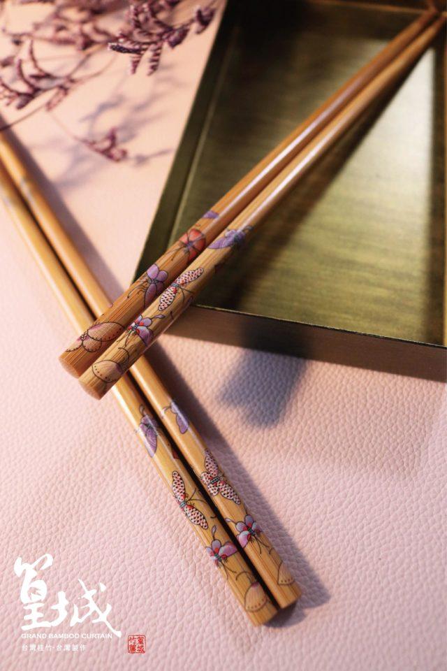 繽紛蝴蝶筷5