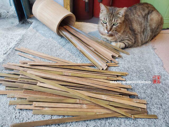 1公分竹條竹皮長長短短8