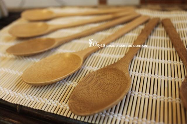 簡約天然【竹大湯匙/20cm】弧形竹湯匙/咖哩湯匙