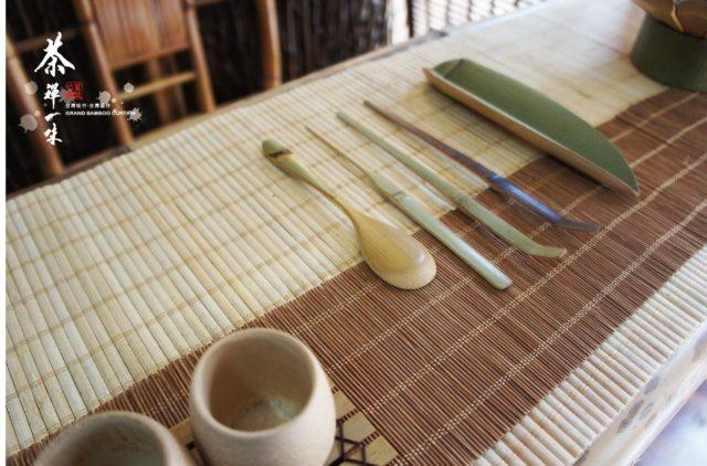 台灣保青茶具系列〔保青竹葉茶則〕精選手工精緻茶匙茶則,茶文化美學