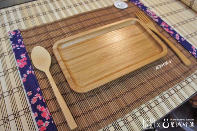 〔長型托盤小〕天然竹材製作點心盤/茶點盤/小托盤/竹盤個人用商業用盤子