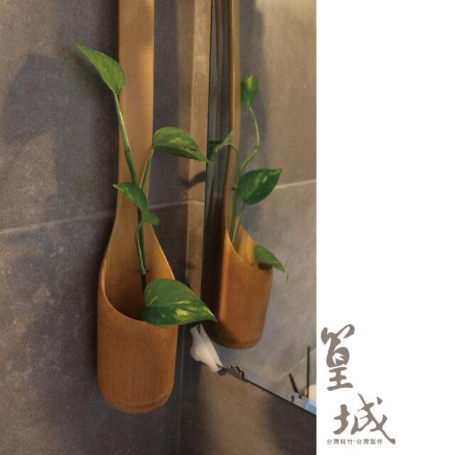 純手工天然〔酒勺〕打酒器/竹製酒漂/竹水勺子/水漂/釀醋勺