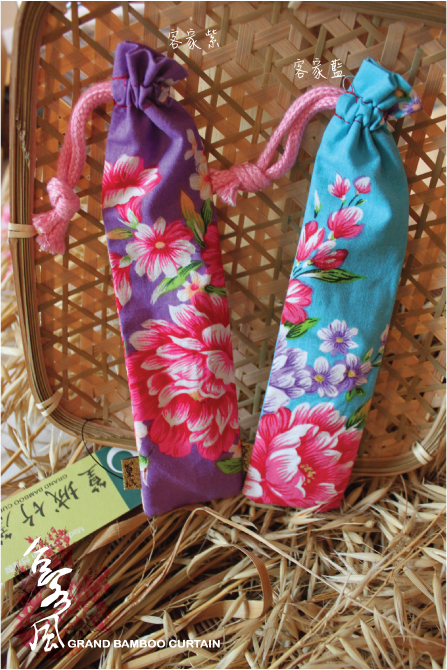 〔客家風味環保筷二件組〕台灣製伴手禮品、節慶贈禮、交換禮物、小尺寸